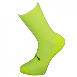 Calcetines Brave Amarillo Fluor