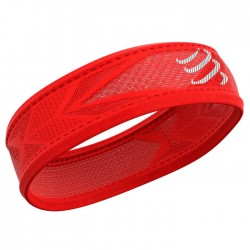 Headband Compressport Thin On/Off Roja