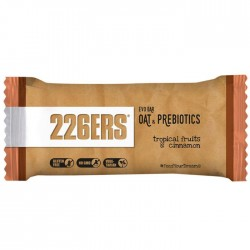 Barrita 226ERS Evo Bar - Oat & Prebiotic - Tropical y Canela