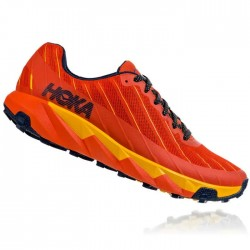 Zapatillas Hoka Torrent Naranja Amarillo