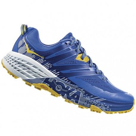Zapatillas Hoka Speedgoat 3 Mujer Azul Claro
