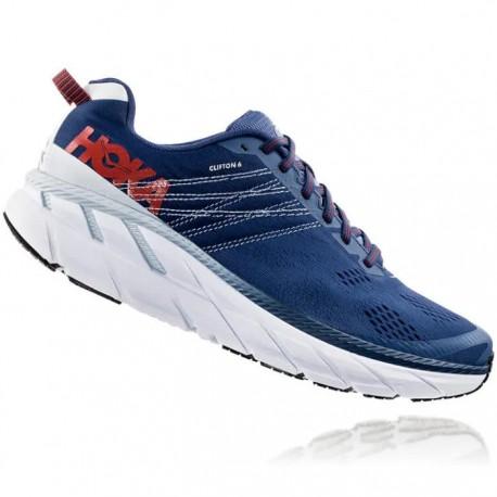 Zapatillas Hoka Clifton 6 Azul