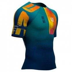 Camiseta Compressport Kona 2019 Triatlon Postural Top