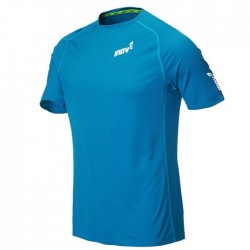 Camiseta Inov8 Base SS Azul