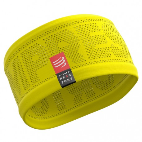 HeadBand Compressport On/Off V2 Amarillo
