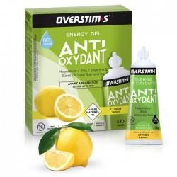 Gel Energético Antioxidante Overstims Limón