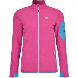 Forro Polar Mujer Dare2b Tenable Fleece Rosa