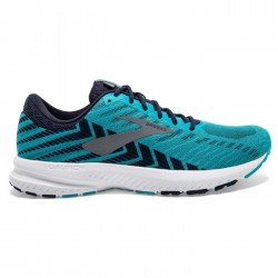 Zapatillas Brooks Launch 6 Azul Turquesa