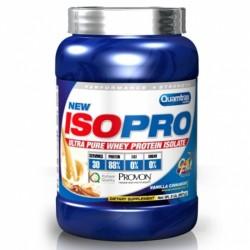 Proteína ISOPRO CFM 908 GR. Vainilla Canela Quamtrax