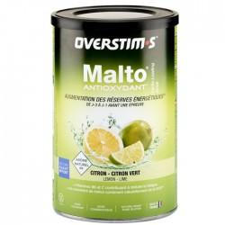 Malto antioxydant limón Overstims