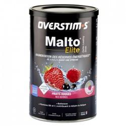 Malto Elite frutos rojos Overstims
