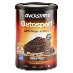 Pastel Gatosport Chocolate y Avellanas Overstims