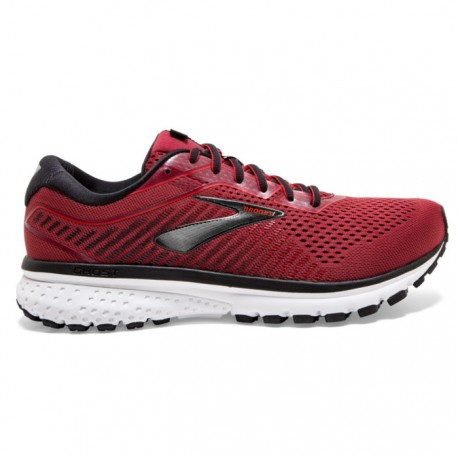 Zapatillas Brooks Ghost 12 Rojo