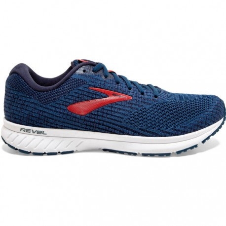 Zapatillas Brooks Revel 3 Azul