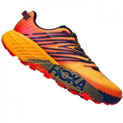 Zapatillas Hoka Speedgoat 4 Gold Fusión