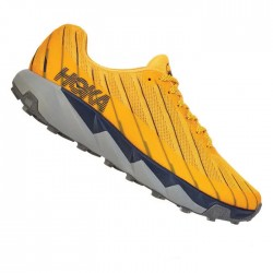 Zapatillas Hoka Torrent Amarillo Gris