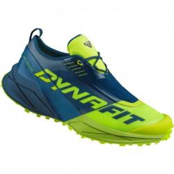 Zapatillas Dynafit Ultra 100 Azul Amarillo