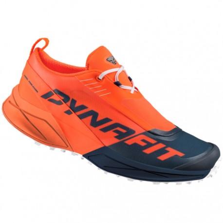 Zapatillas Dynafit Ultra 100 Naranja Azul