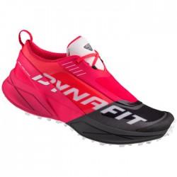 Zapatillas Dynafit Ultra 100 Mujer Rosa y Negro