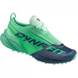 Zapatillas Dynafit Ultra 100 Mujer Verde y Azul