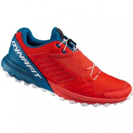 Zapatillas Dynafit Alpine Pro Rojo Azul