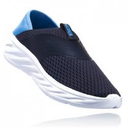 Zapatillas Sandalias Hoka Ora Recovery Shoe Azul