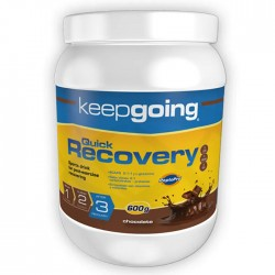 Recuperador muscular Keepgoing Quick Recovery Chocolate