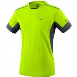 Camiseta Dynafit Vert 2 Amarillo