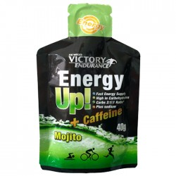 Gel energético Energy Up Victory Endurance mojito con cafeína