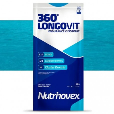 Longovit 360º Blue Tropical Nutrinovex