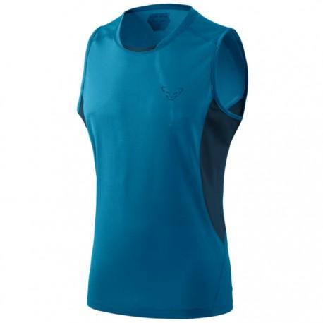 Camiseta Dynafit Vert Tirantes Azul