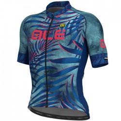 Maillot ciclismo Alé corto PRR Sunset Azul