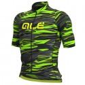 Maillot ciclismo Alé corto PRR Rock Verde