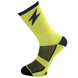 Calcetines Brave Rayo Amarillo