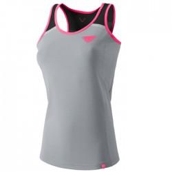 Camiseta Dynafit Alpine Pro Mujer Tirantes Gris
