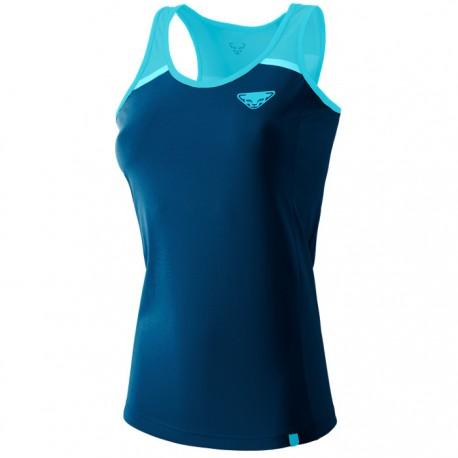 Camiseta Dynafit Alpine Pro Mujer Tirantes Azul