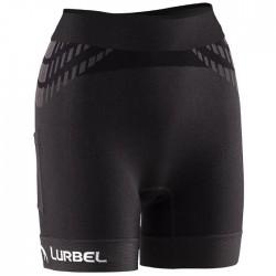 Mallas Lurbel Spirit Shorts Mujer Gris