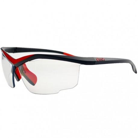 Gafas Eassun Spirit PH Fotocromática Negro y Rojo