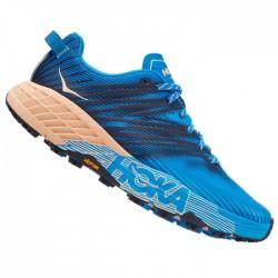 Zapatillas Hoka Speedgoat 4 Mujer Azul