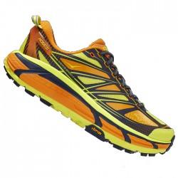 Zapatillas Hoka Mafate Speed 2 Amarillo Naranja