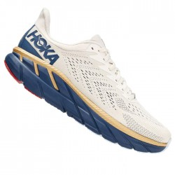 Zapatillas Hoka Clifton 7 Tofu Vintage