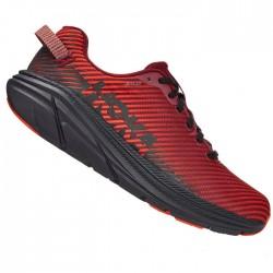Zapatillas Hoka Rincon 2 Rojo Negro