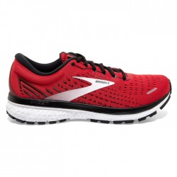 Zapatillas Brooks Ghost 13 Rojo