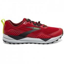Zapatillas Brooks Cascadia 15 Rojo