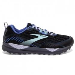 Zapatillas Brooks Cascadia 15 GTX Mujer Negro Azul
