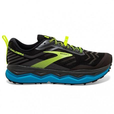 Zapatillas Brooks Caldera 4 Negro Azul