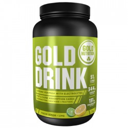 Isotónico Gold Drink Limon Gold Nutrition