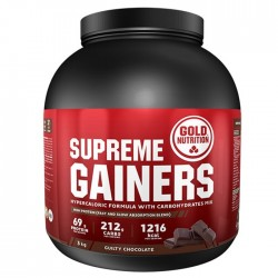 Supreme Gainers Gold Nutrition Chocolate 3Kg