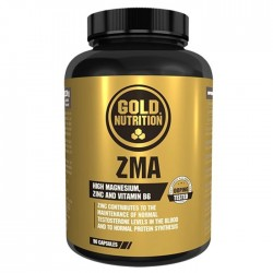 ZMA GOLD NUTRITION 90 CAPS.
