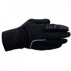 Guantes ciclismo Alé Wind Protection Negro